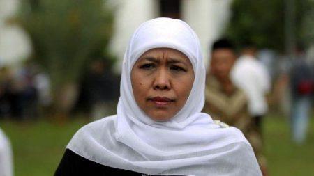 Gubernur Jatim Khofifah Mengaku Prihatin Judi Online Semakin Mewabah Di Pedesaan