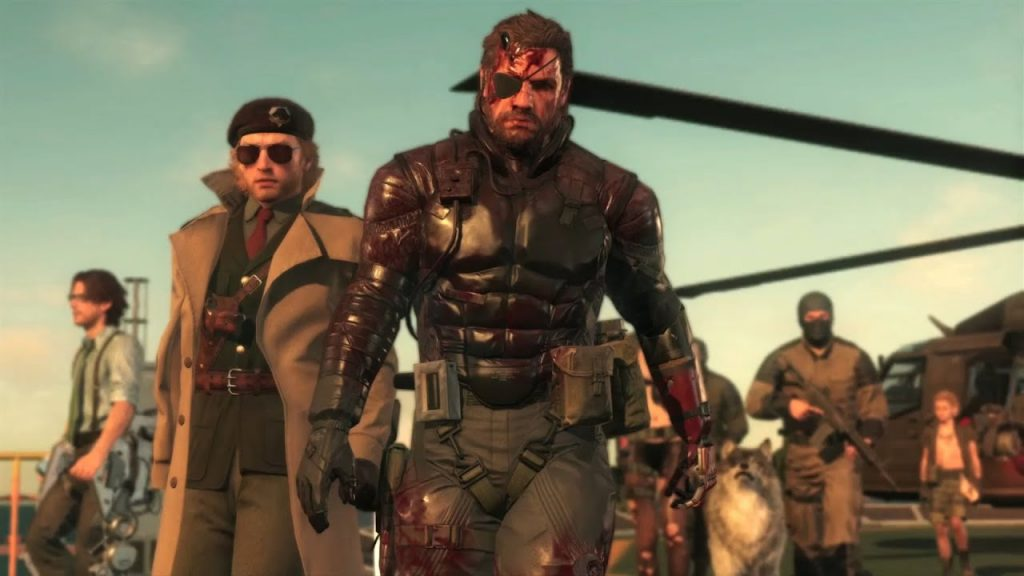 Metal Gear Solid 5 The Phantom Pain Review, The Pros